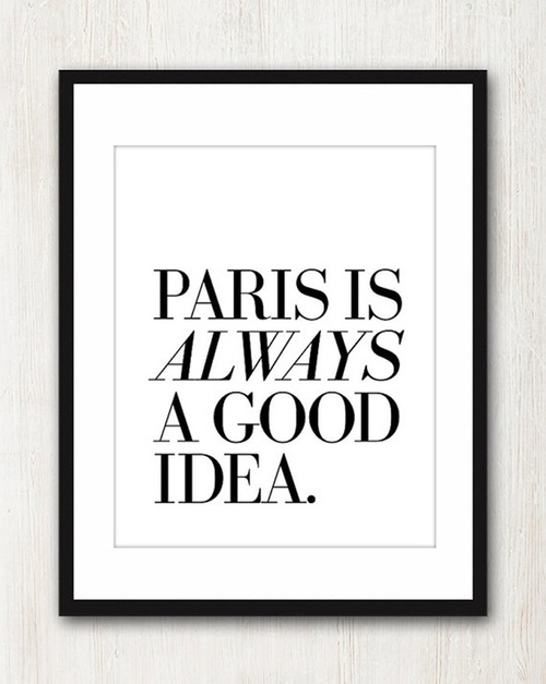 Paris is always a good idea… » Elopements and Small Weddings in Paris