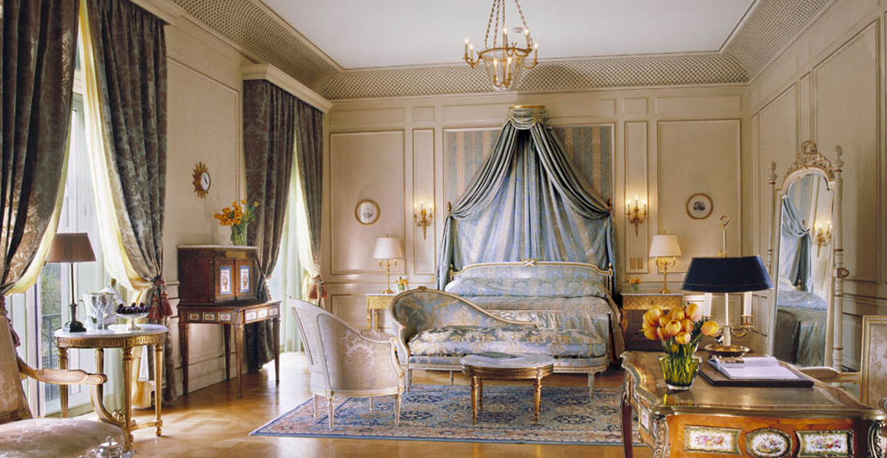 Yanique s picks le meurice elopements and small for Chambre de hotel france