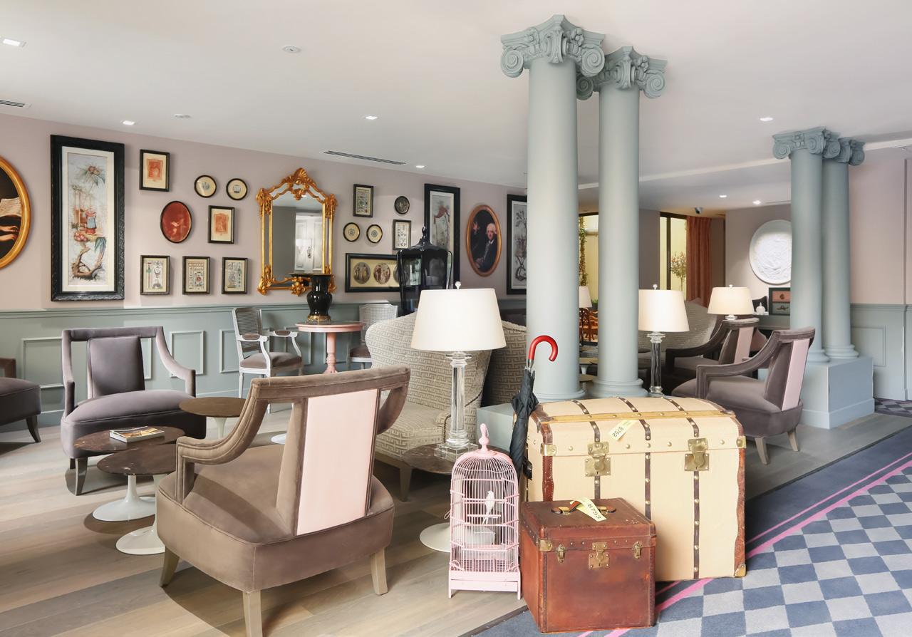 Yanique S Picks La Maison Favart Elope In Paris